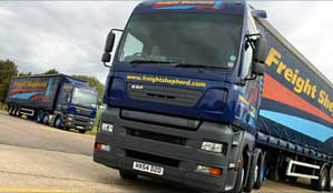 Freight Shepherd: UK transport and ADR distribution